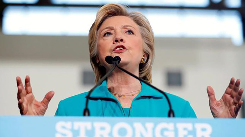 Clinton email scandal: 'Whole world should know about her crimes & what she'd like to do'