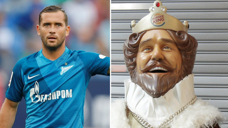 Zenit St Petersburg issues hilarious response to Burger King naming rights offer