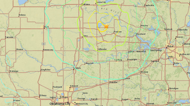 Significant 5.6 quake hits Oklahoma, strongest in years