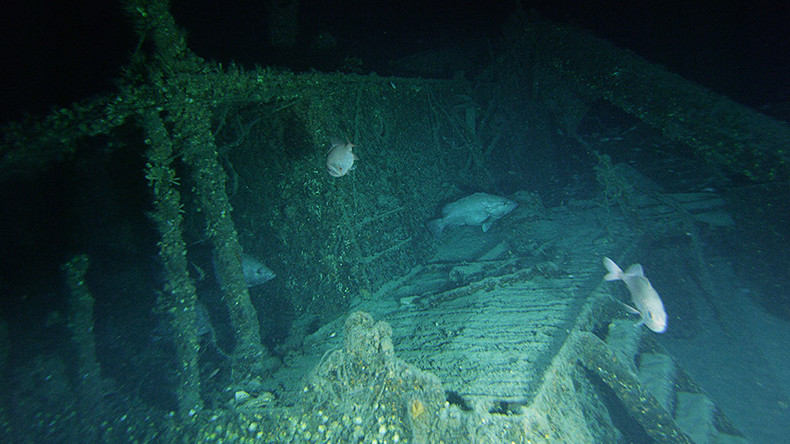 EPIC FIND: First glimpses revealed of WWII shipwrecks discovered off North Carolina coast (VIDEO)