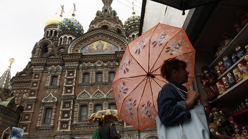 St. Petersburg named 'Europe's Leading Destination' 2nd year running