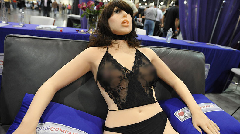 'Robotic sex may become addictive as sexbots can't say no' - expert