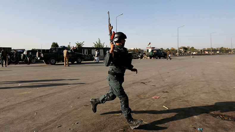Suicide car bombing rocks Kabul hours after deadly twin blasts