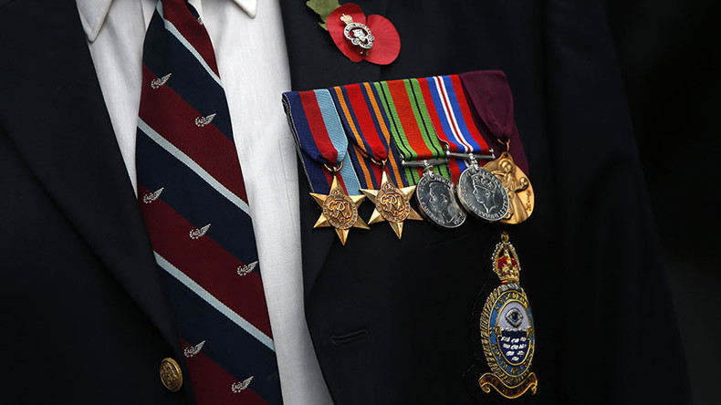 Stolen valor! Lying military veterans could be charged under 'Walter Mitty bill'