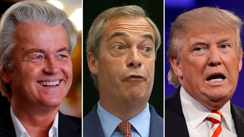 'Populists & political fantasists:' Senior UN official compares Wilders, Trump, Farage to ISIS