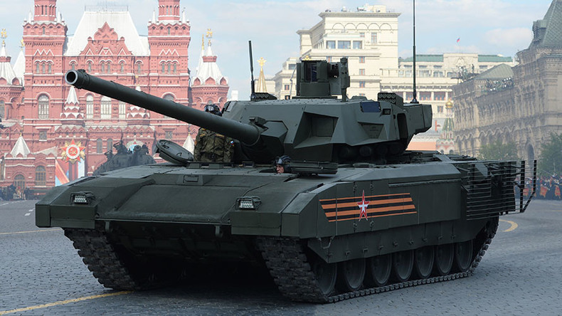 Pilot batch: Russian military get first T-14 Armata tanks
