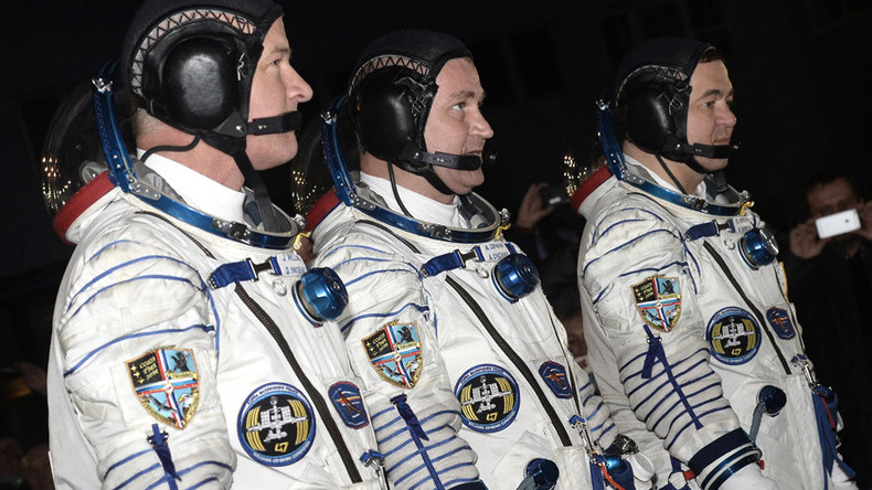 ISS: Expedition 48 crew touches down in Kazakhstan