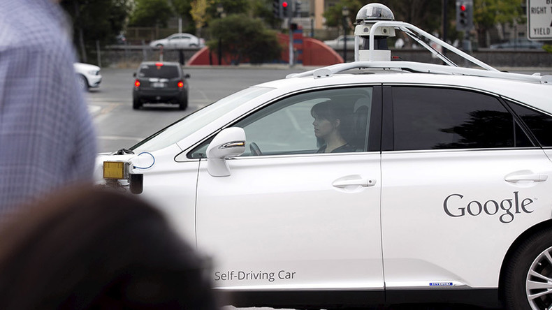 Waze for self-driving cars? Google aims to autonomously avoid emergency vehicles