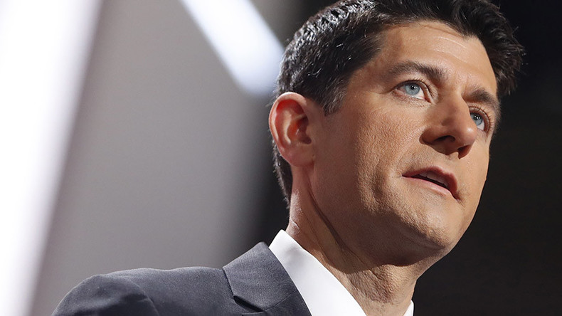 Paul Ryan: FBI acting like 'arm of Clinton campaign'