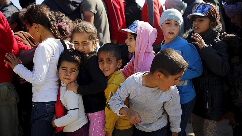 50mn children displaced by war & poverty worldwide – UNICEF