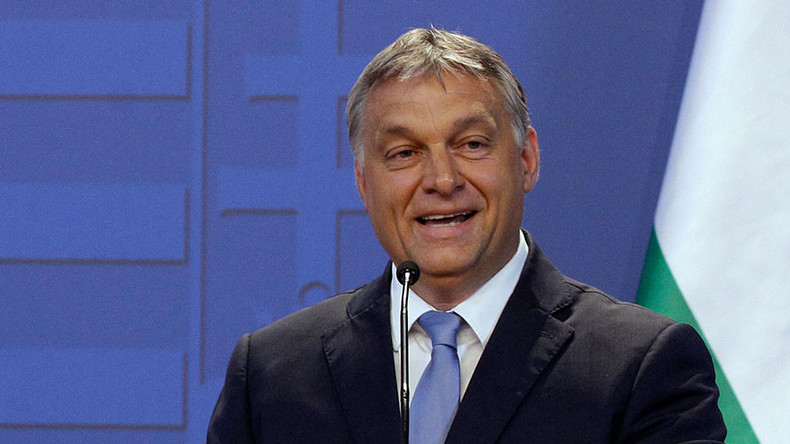 'Man of the Year': Anti-immigrant Hungary PM Orban honored in Poland for policy impact