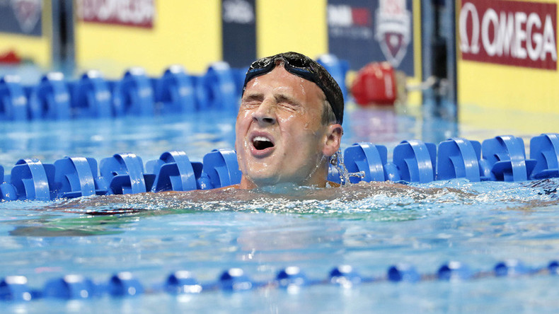 Ryan Lochte banned for 10 months following Rio scandal