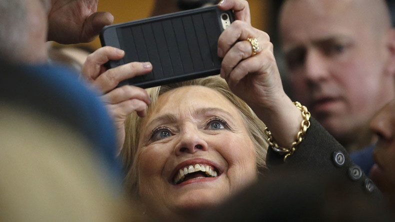 Clinton bought old BlackBerrys on eBay – top Republican congressman
