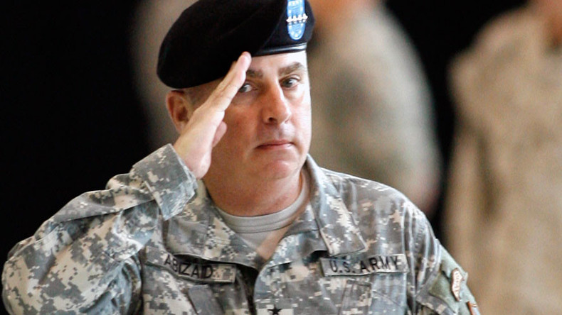 US appoints Iraq War general & ex-CENTCOM chief as Ukraine senior defense adviser