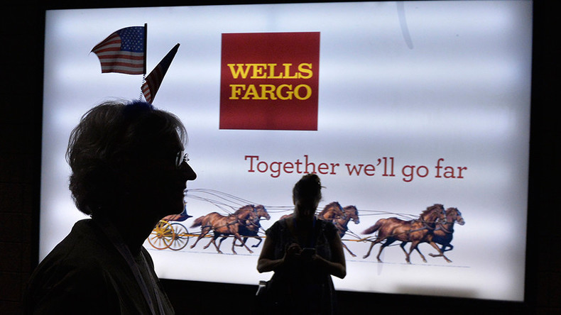 Another day, another $185mn: Wells Fargo fined for opening fake accounts