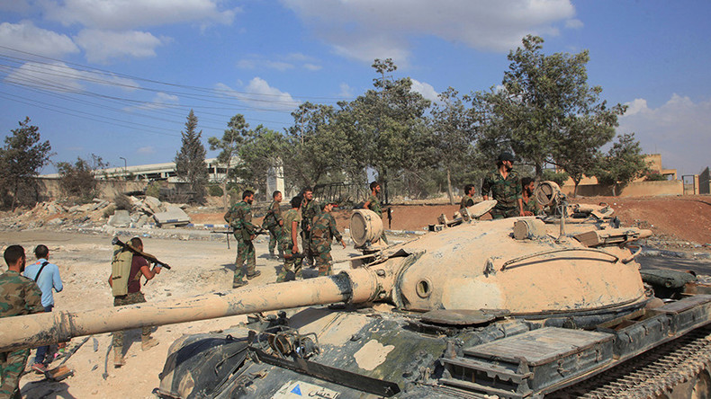 Airstrike kills top Nusra commander outside Aleppo, as Syrian Army retakes new neighborhood