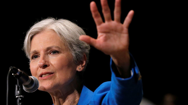 Jill Stein charged after environmental protest:  'Civil disobedience against injustice'