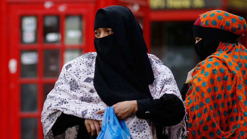 Undercover policing? British Muslim cops could soon wear burkas
