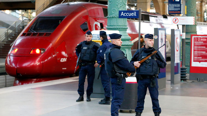 Paris Gare du Nord station evacuated as bomb squad blows up suspicious package