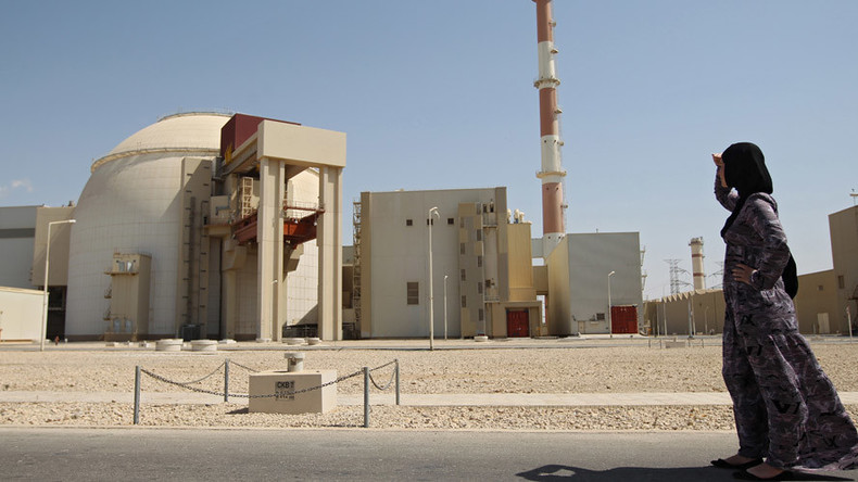 Russia starts Phase 2 construction at Iran's Bushehr nuclear power plant
