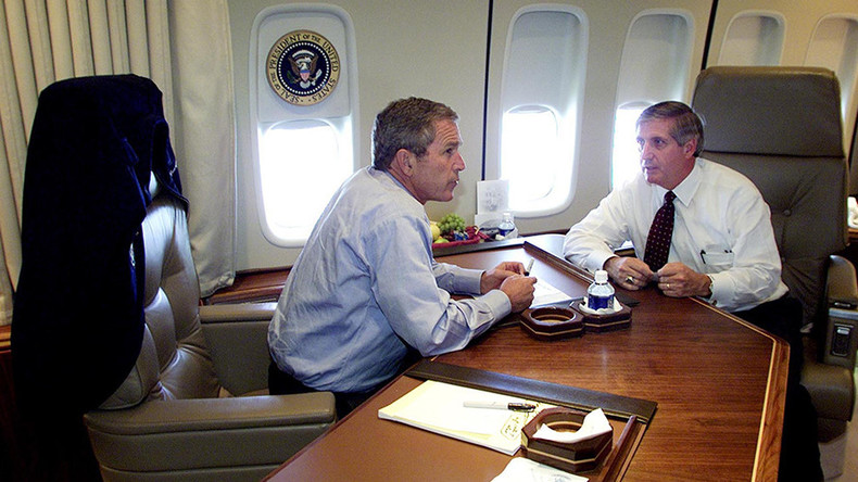 'Get the bastards' : George W Bush's reaction after 9/11 attacks revealed
