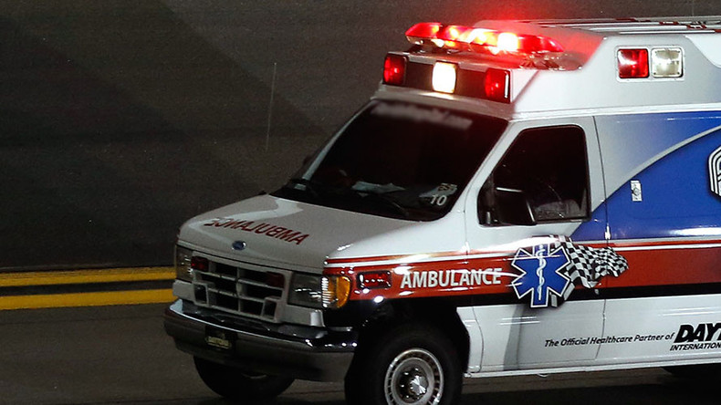 Dozens injured as 3 balconies fall like dominoes at off-campus party in Hartford