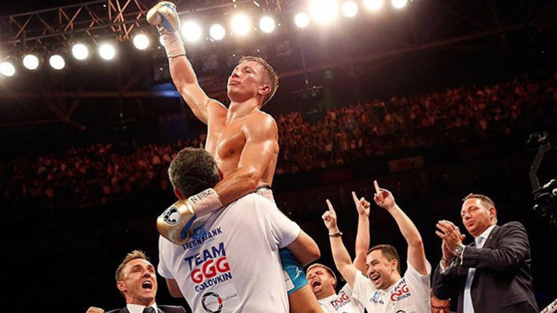 Gennady Golovkin dominates Kell Brook to retain titles & unbeaten record