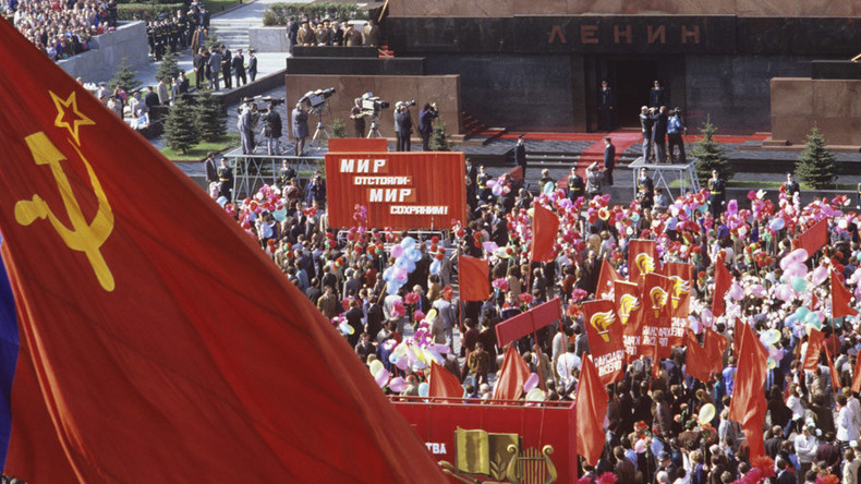 25 years since collapse of USSR, 25 years of global instability