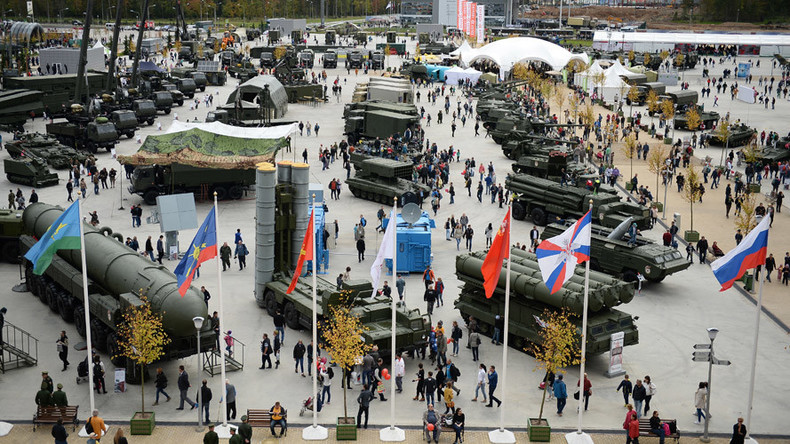 Cutting-edge arms, 500K visitors: Highlights of Army 2016 expo in Russia