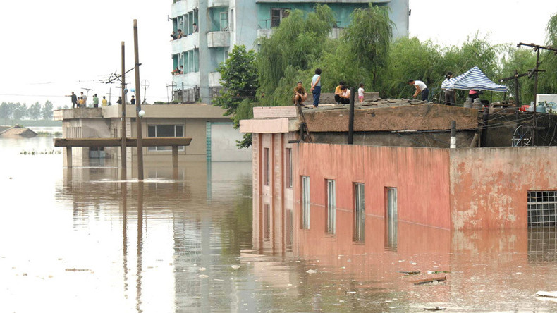 133 killed, 395 missing, 107K displaced in N. Korean flooding – UN