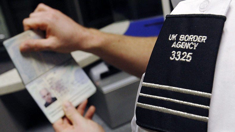 Broken border: 4,000 'high risk' passenger flights go unchecked each year, report reveals