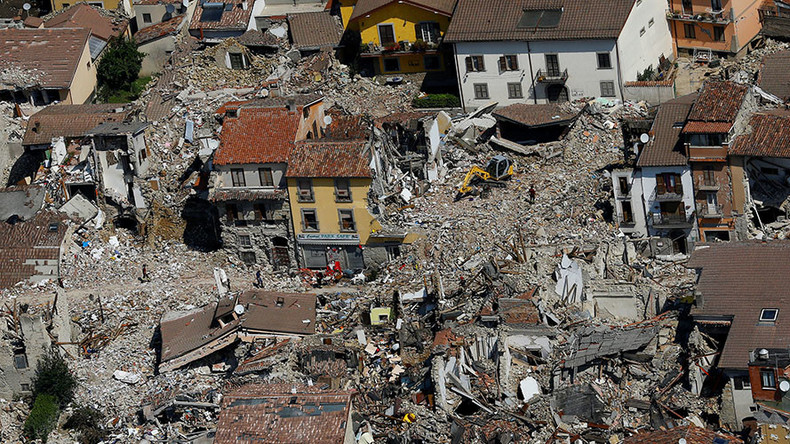 Quake-hit Italian town sues Charlie Hebdo for 'grisly' cartoons