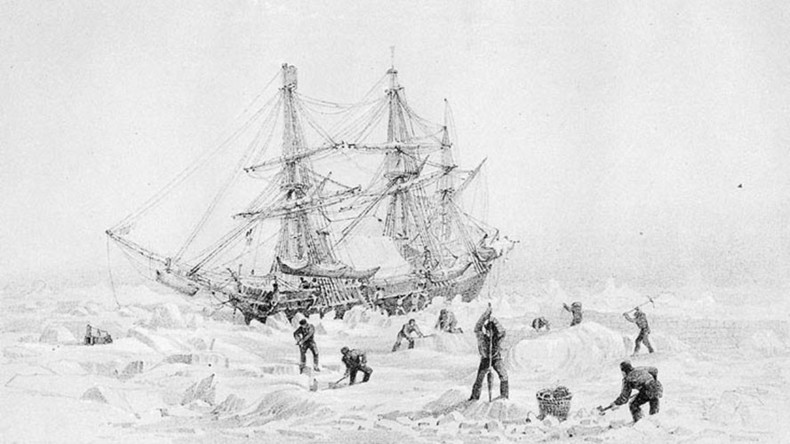 Franklin's long lost ship HMS Terror found in pristine condition in Arctic's Terror Bay