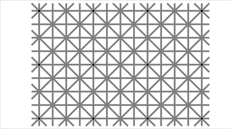 Driving people dotty: Crazy optical illusion goes viral (POLL)