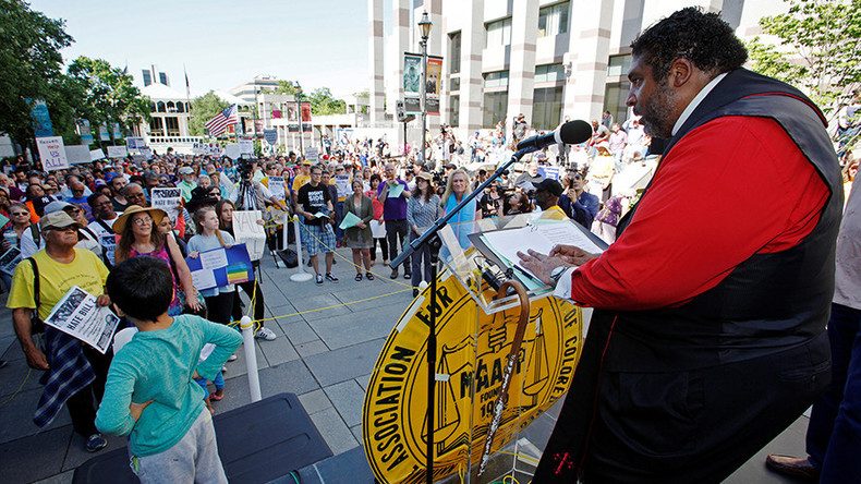 #MoralMondays' Day of Action protests call on politicians nationwide to help poor, minorities