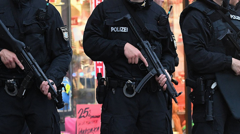 3 Syrians suspected of ISIS links arrested in German refugee camps