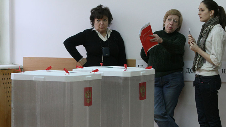 Russian public doesn't trust monitors to make elections fair - poll