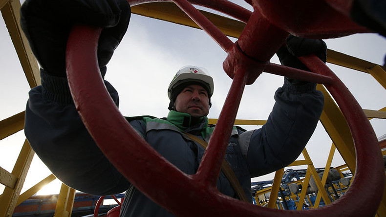 Russia prepares for gas divorce from Europe