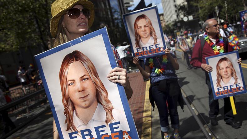 Chelsea Manning ends hunger strike after military grants gender transition surgery