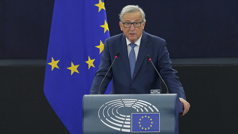 EU should have role in Syria talks & own military HQ - Juncker's annual address