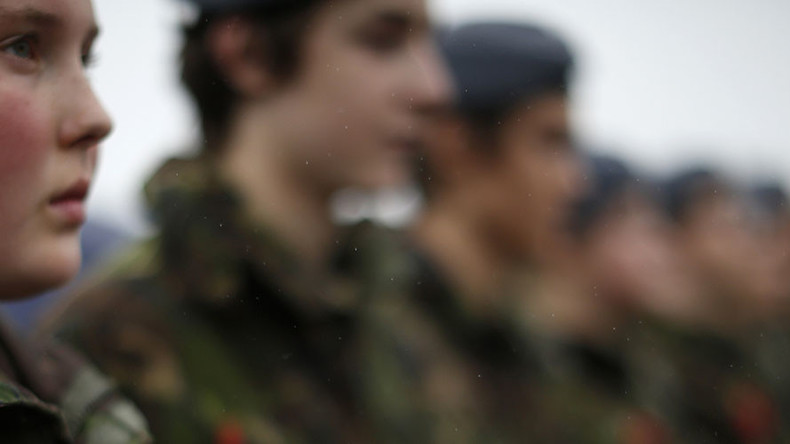 Military recruiters disproportionately targeting Scottish schools – petition