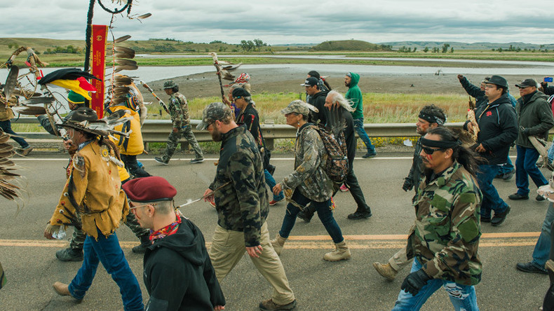 Facebook 'censors' Dakota Access pipeline protest livestream – activists