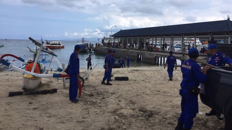 2 tourists killed, 13 injured in explosion on Bali ferry