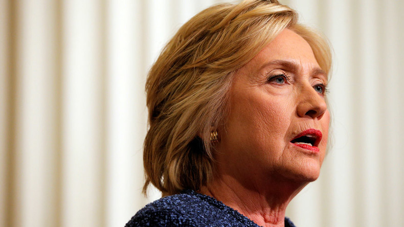 41% of Americans believe Clinton's health is bad – poll