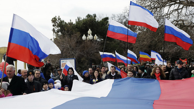 No chance of Russia compensating Ukraine over Crimea reunification - UN court official