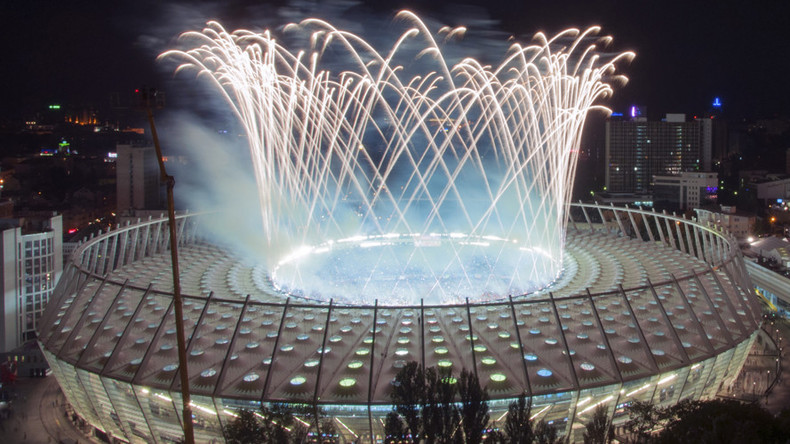 Olimpiysky National Sports Complex in Kiev to host 2018 Champions League final