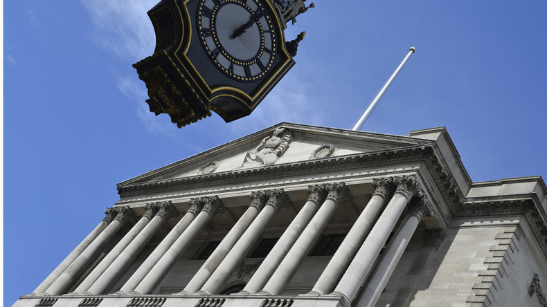 UK keeps key rate unchanged, says another cut possible this year