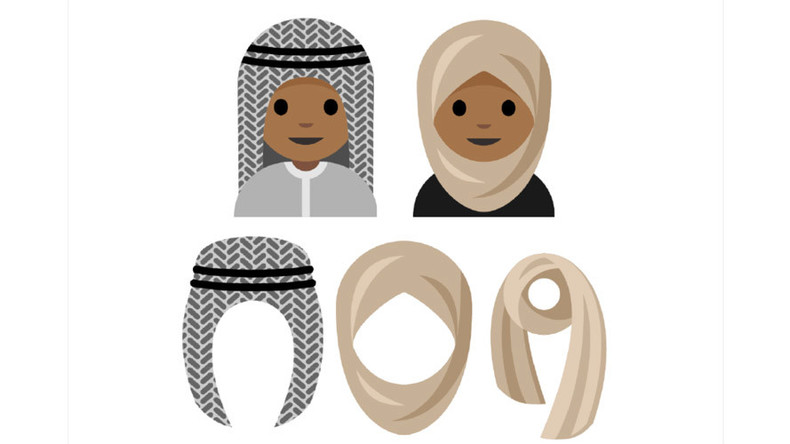 Campaign for hijab emoji launched by Saudi teen seeking 'tolerance & diversity' (PHOTO)