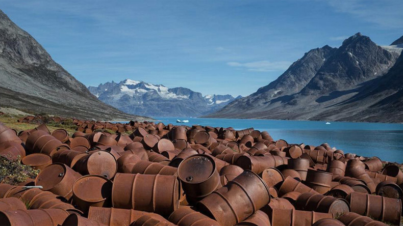 Abandoned US military base pollutes Greenland with 10,000 barrels of hazardous fuel