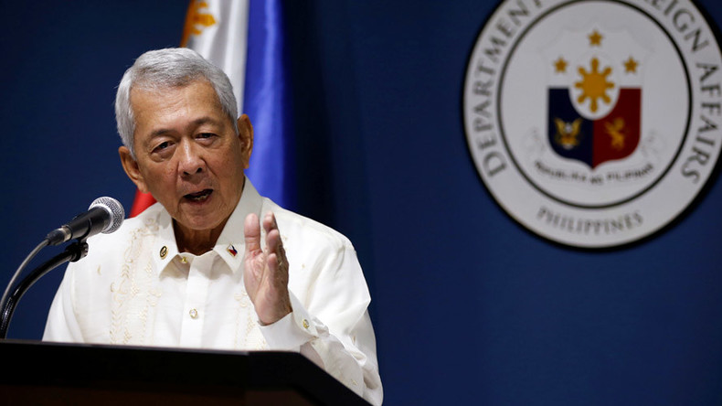 We aren't 'little brown brothers of America,' don't lecture us – Philippines FM